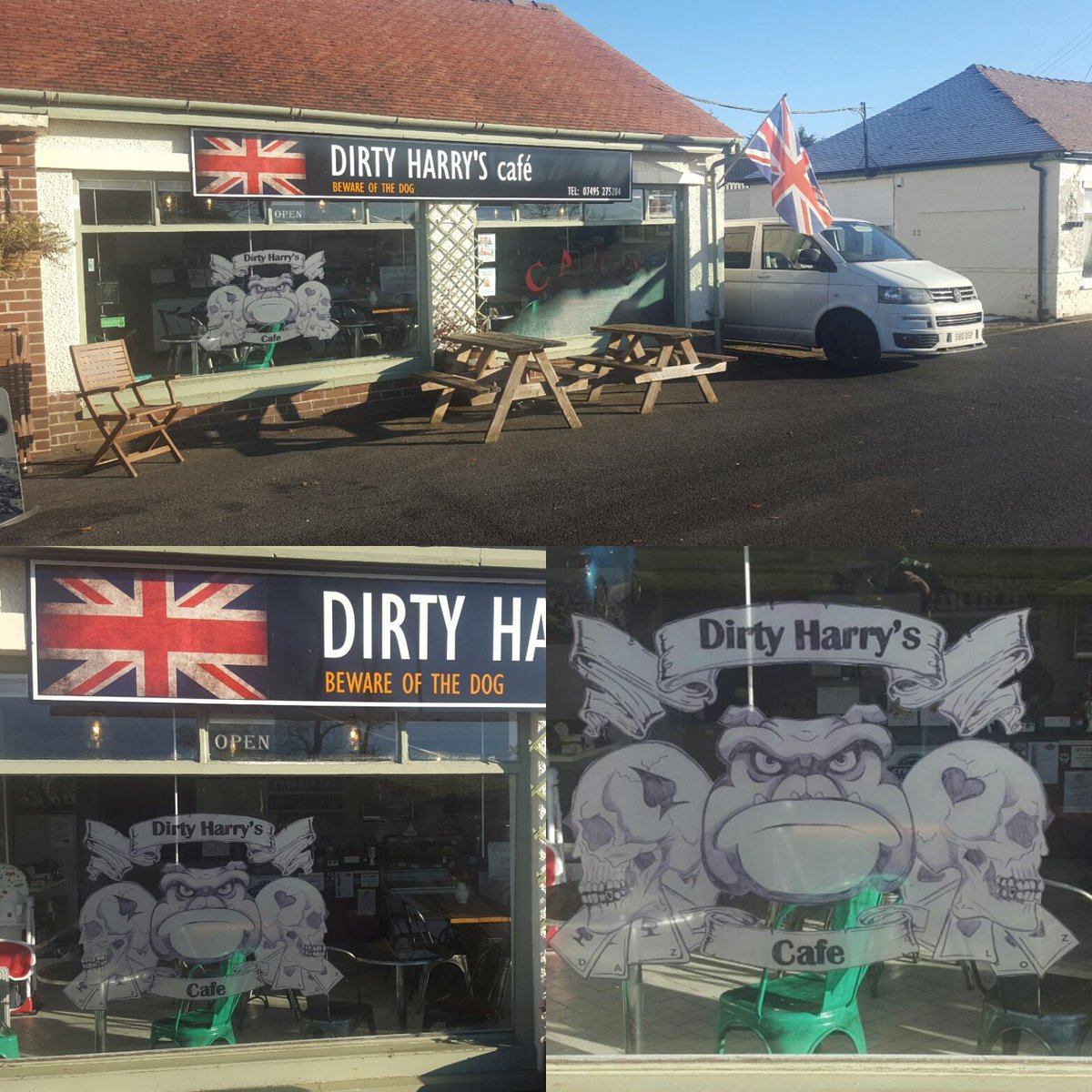 Dirty Harrys Cafe